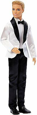 Barbie Groom Doll by Barbie (Ken doll is ready for the occasion) NEW