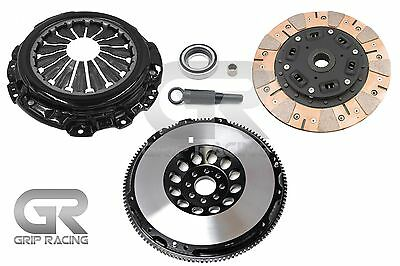 Grip Stage 2 Dual Multi Friction Clutch Kit+Flywheel Fits 03-06 350Z/03-07 G35