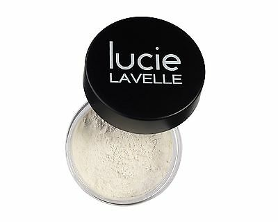 Lucie Lavelle Natural Loose Mineral illuminator Powder