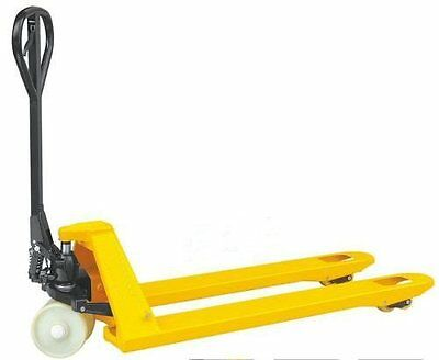 2 Ton Euro Pump Hand Pallet Truck 1100mm x 550mm PICK UP ONLY