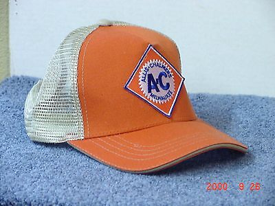Allis Chalmers Diamond logo patch cap, adjustable, adult
