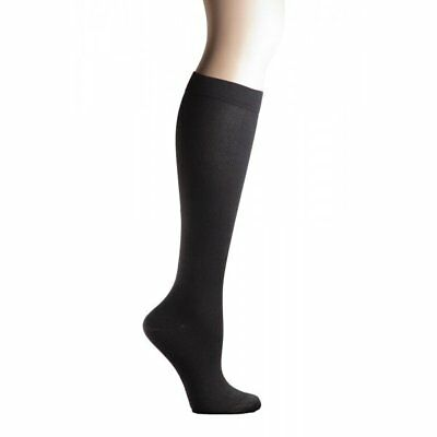 Microfiber Compression Socks 3 pairs (8-15 mm HG) +MD Brand