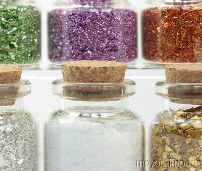 Fusion Glitter Sampler Set #1 - 311-M-0612 - German Glass Glitter