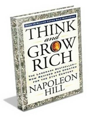 Think and Grow Rich  Free Shipping ebook Full Resell Right PDF