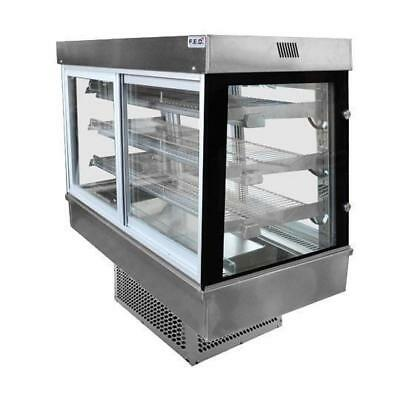 Belleview Square Drop-In Counter Hot Food Display 900x650x920mm