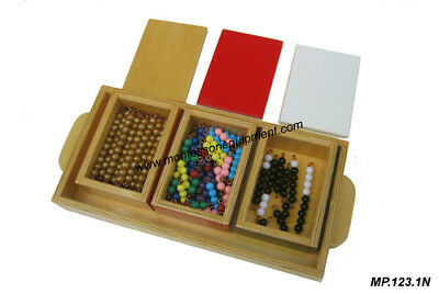 Montessori Math Materials - Addition Snake Game - New