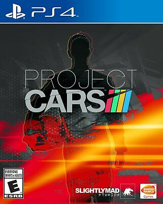 Project Cars PS4   PlayStation 4 - Brand New
