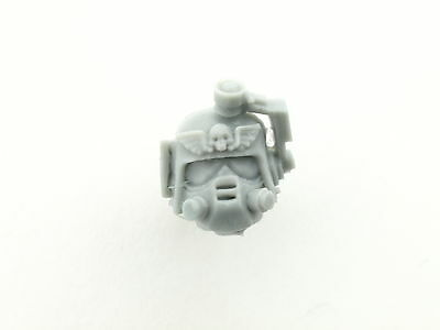 Forgeworld - Cadian Special Weapons and Respirators - Kopf A - *BITS*