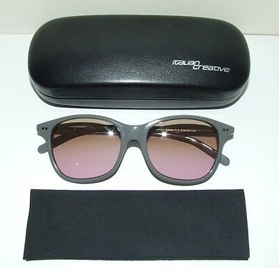 OCCHIALI DA SOLE sunglasses UOMO DONNA UNISEX NERO BLACK tipo twig ART 066