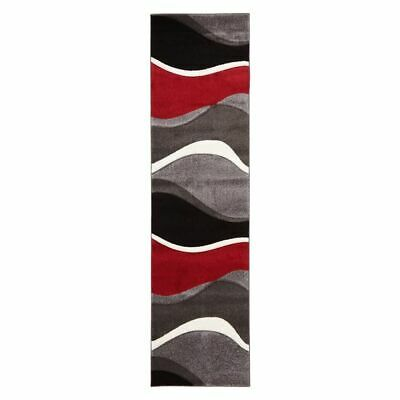 NEW Rug Culture Icon Dream Weaver Rouge Runner Rug