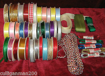 1 - Lot of Ribbons in various colours (2016-146)