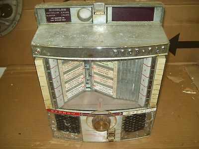 Rockola Wallbox Model 503.Jukebox