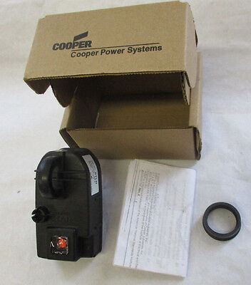 Cooper Stlo S.t.a.r Type Faulted Circuit Indicator Low Trip Rating New