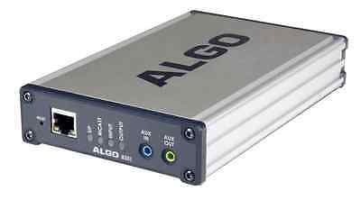 Algo 8301 IP PoE Paging Adapter for Traditional Analog Amplifier