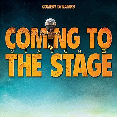 V/ A-Coming To The Stage: Season 3-Cd (2)  Neu