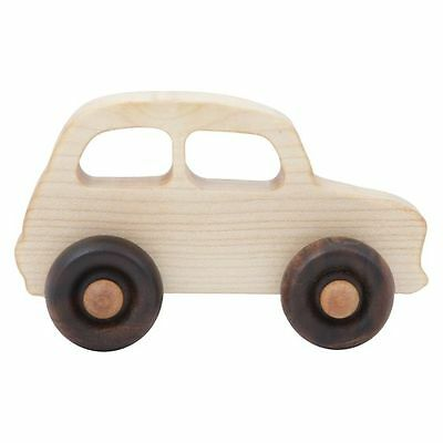 NEW Wooden Story Wooden Little French Car