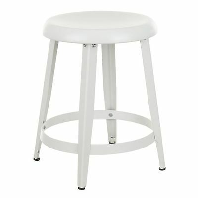 NEW Zanui McKenna Stool, White