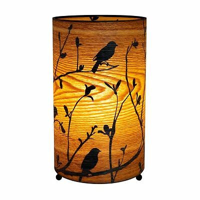 NEW Micky & Stevie Twitter Cylinder Table Lamp