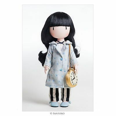 Santoro London Gorjuss Doll The White Rabbit - New