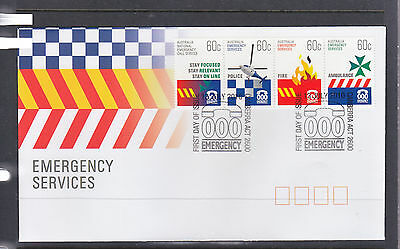 Fdc: Emergency Services   2010