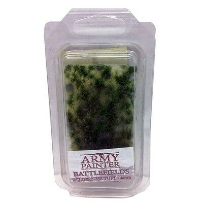 The Army Painter - Wilderness tuft - 4mm