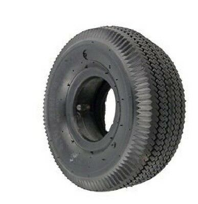 """Marathon 4.10/3.50-4"""" Replacement Pneumatic Wheel Tire and Tube (20501)"""