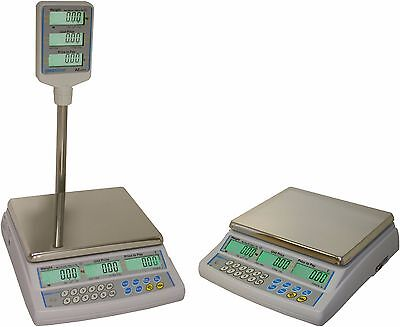 ADAM AZextra EC Approved Retail Price Printing Computing Shop Scales Food Scale