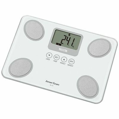 Tanita InnerScan Body Composition Monitor Scale - White (BC731WH)
