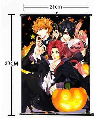 Hot Japan Anime Brother Conflict home decor Wall Scroll Poster 571