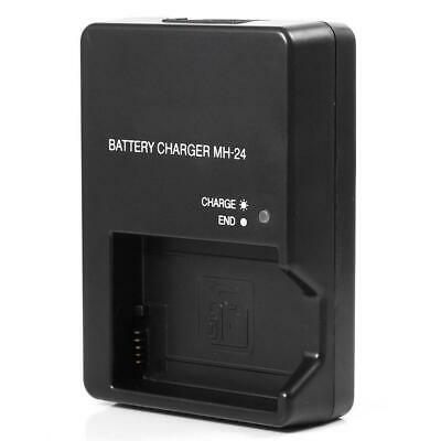 MH-24 Battery Charger For Nikon EN-EL14 P7100 P7000 D5100 D3100 D3200 P7700