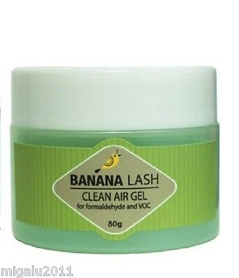 Extension ciglia Gel purifica aria formaldeide colla Clean air gel formaldehyde