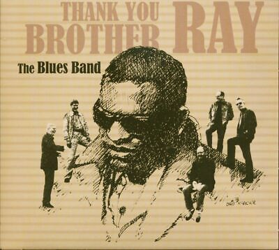The Blues Band - Thank You Brother Ray (CD) - British Blues & Bluesrock