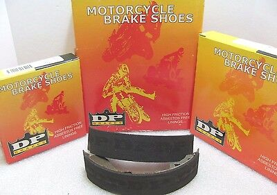NOS DP Motorcycle Brake Shoes DP9104
