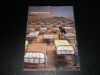 Pink Floyd A Momentary Lapse Of Reason World Tour Concert Program 1987