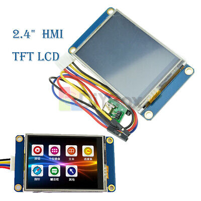"2.4"" Nextion USART HMI TFT LCD Display Module For Raspberry Pi 2 A+ B+ Arduino"