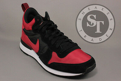 45a712a9060e Nike Internationalist Mid 682844-606 Varsity Red Black White Ds Size  8.5
