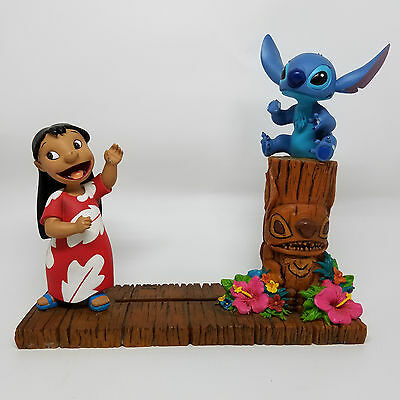 """Lilo and Stitch Disney 4x6 Picture Frame Holder """"As Is"""""""