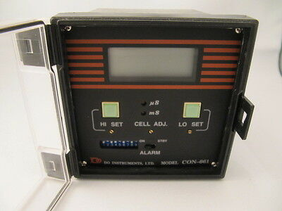 (NEW) DO Industry Corp. Conductivity Controller Model CON-661