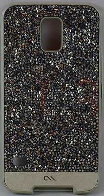 Case-Mate Brilliance Collection Crystal Champagne Case for Samsung Galaxy S5