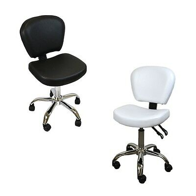 Hairdressing Salon Chair Back Rest Cutting Barber Hydraulic Tattoo Stool