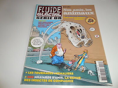 Fluide Glacial Serie Or 42/ Nos Amis Les Animaux/ Be