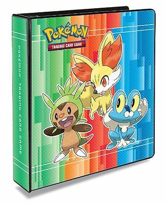 "Ultra Pro Pokemon X and Y 2"" 3-Ring Binder, New, Fast Free Shipping"