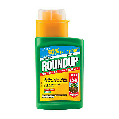 NEW Roundup Optima Weedkiller 210ml