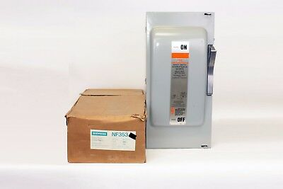 ITE NF353  100 Amp, 600V, Non-Fusible Disconnect Switch, New
