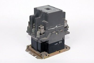 Westinghouse A201K3CA 600V Coil, Contactor, 90 Amps, Size #3, Open Type