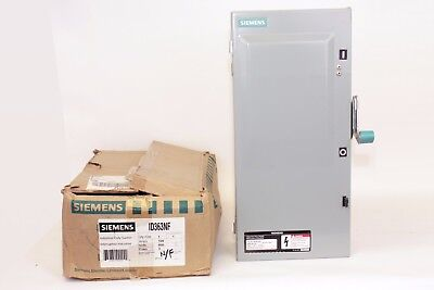 Siemens 1D363NF  100 Amp, 600V, Type 1, Non-Fusible Disconnect Switch