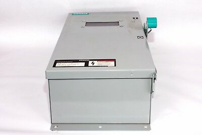 Siemens 12ID363NF 100A, 600V, Non-Fusible, Disconnect Switch, EMAC 12