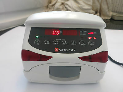 Codan Argus 708 V Volumetric Infusion Pump Driver Neonatology Pediatrics