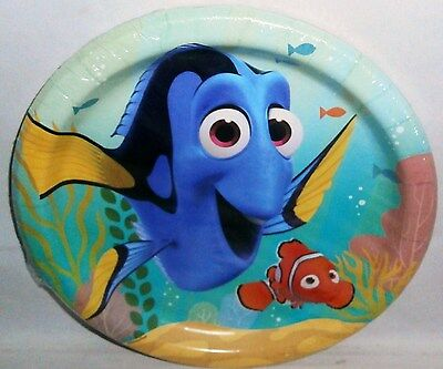 Disney's FINDING DORY Paper Plates 8 ct