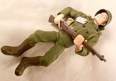 Hallmark G.I. Joe Action Soldier US Armed Forces Man 35th Anniversary